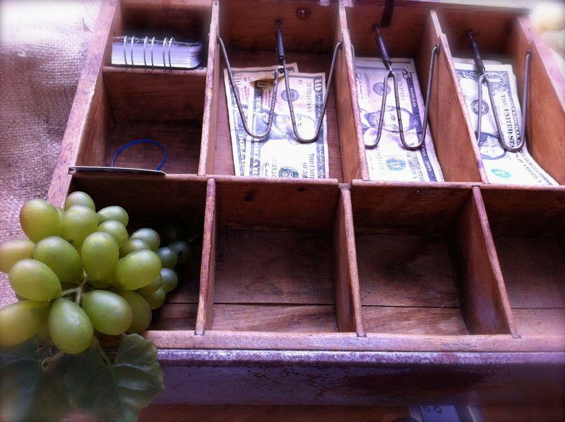 Cash drawer TWCQ