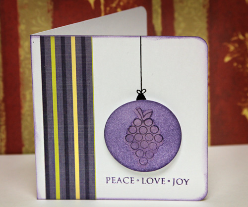 Grape-Ornament-Card