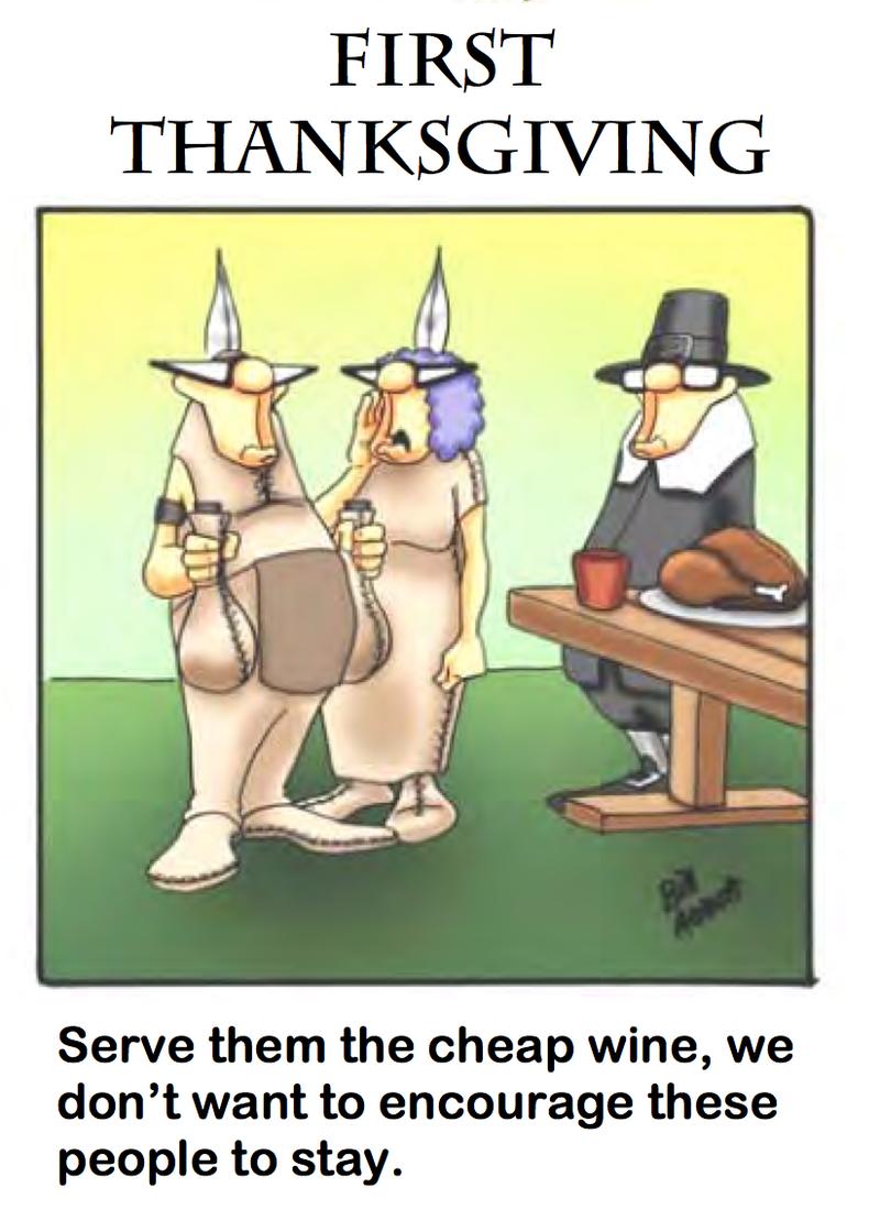 ThanksgivingCartoon